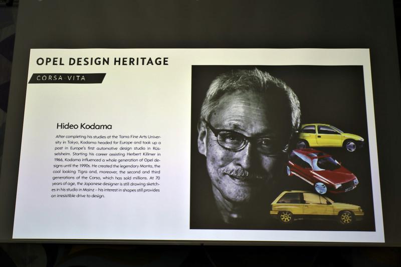 ヴィータは日本人カーデザイナーの児玉英雄氏によってデザインされた
