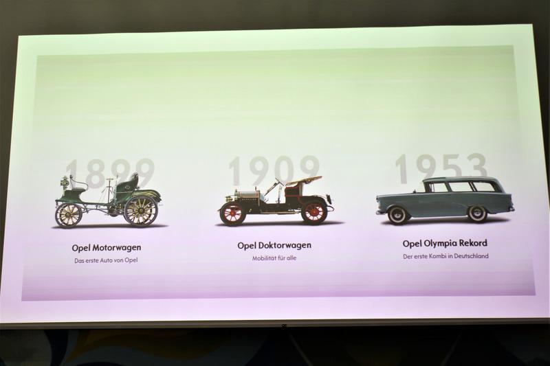 オペル初の自動車「モートルヴァーゲン」やその後に登場した「ドクトルヴァーゲン」などについて