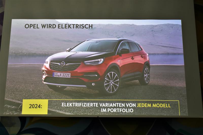 2024年までに全車種で電動化モデルを提供する予定