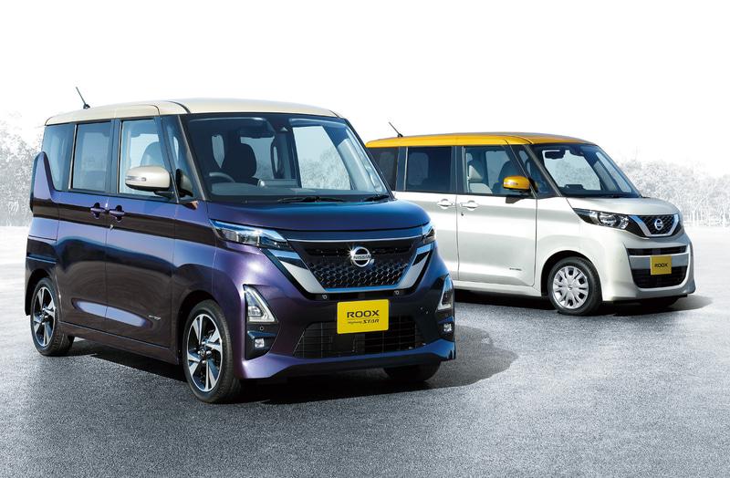 新型軽自動車「ルークス」を3月19日に発売