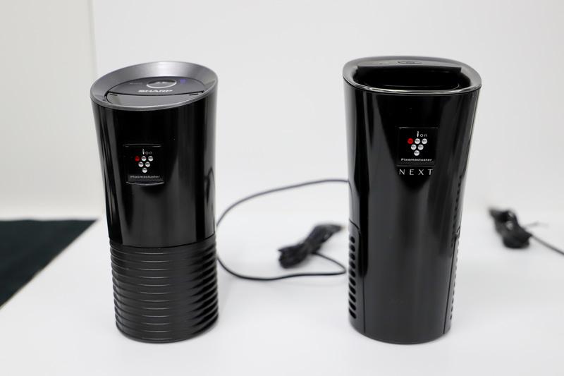 左が従来モデルの「IG-LC15」。右がIG-MX15