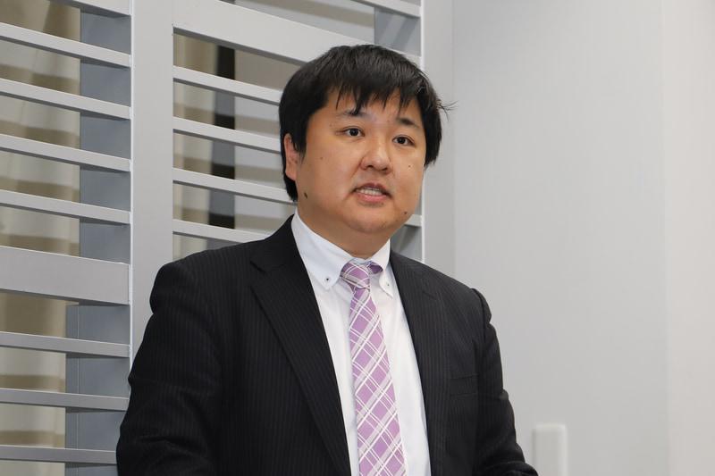 シャープ株式会社 Smart Appliances&Solutions 事業本部 国内空調・PCI事業部 PCI商品企画部 主任 村上雅俊氏