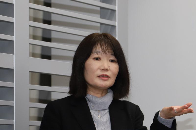 株式会社リトルソフトウェア 代表取締役 CEO 川原伊織里氏