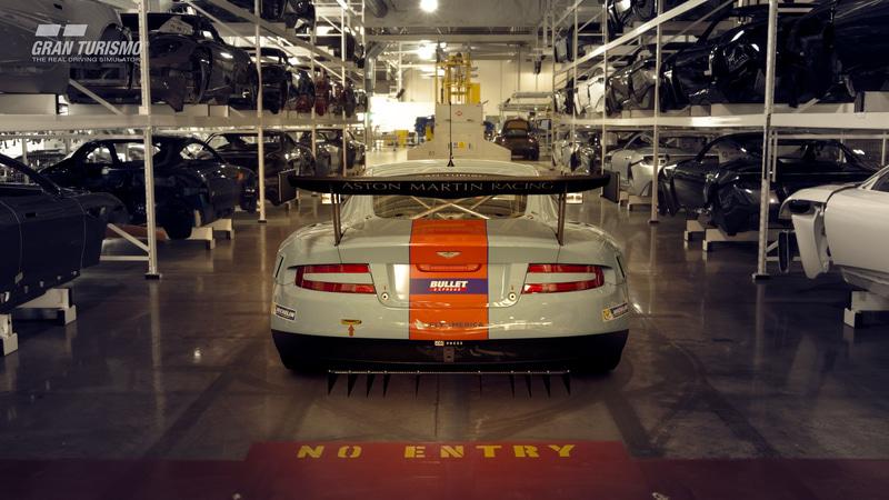 アストンマーティン DBR9 GT1 '10(Gr.3)