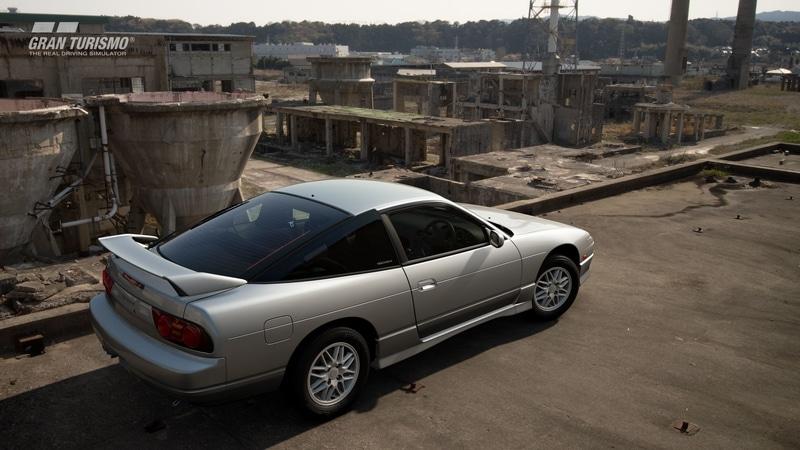 日産 180SX Type X '96(N200)