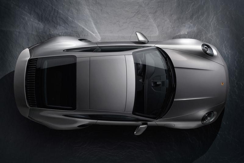 新しい911 ターボ Sはトレッド幅がフロントで42mm、リアで10mm広くなって強化されたドライビングダイナミクスに対応