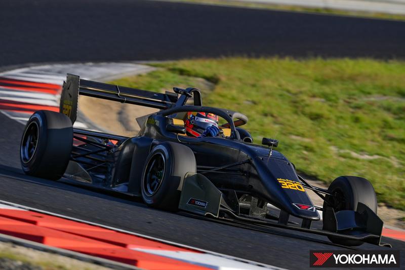 今シーズンからスタートする全日本スーパーフォーミュラ・ライツ選手権のマシン「Dallara 320」