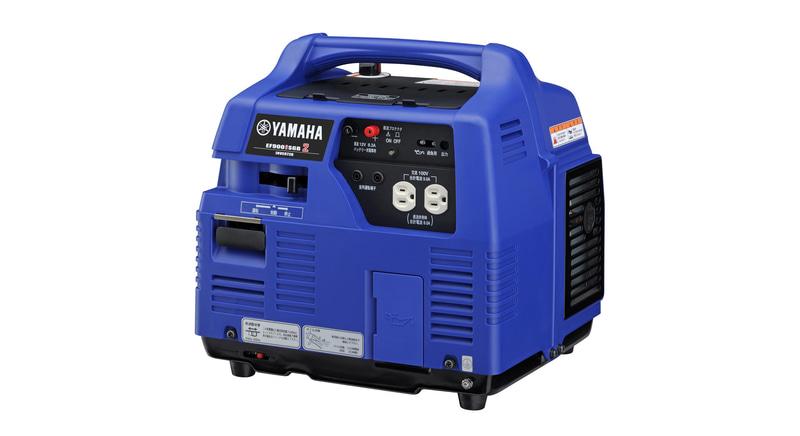 ヤマハインバータ発電機「EF900iSGB2」