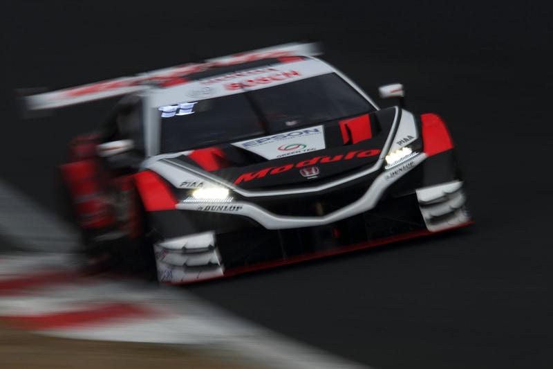 GT500クラスに参戦する「Modulo Nakajima Racing」の64号車「Modulo NSX-GT」