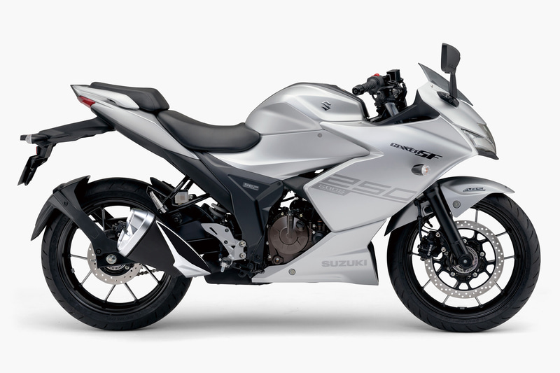 新開発の油冷エンジンを搭載するジクサー 250シリーズ