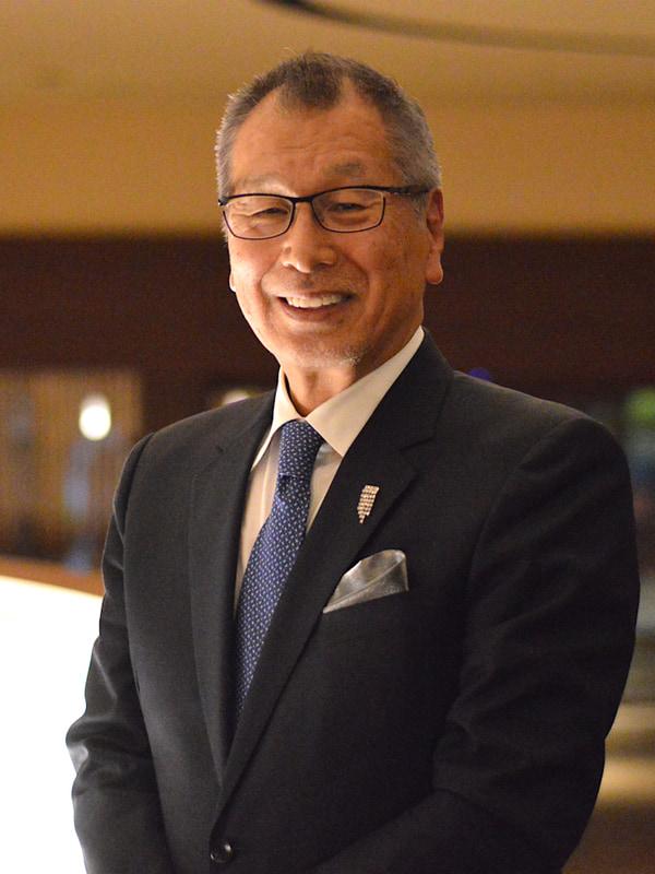 日本自動車ジャーナリスト協会 会長 菰田潔氏