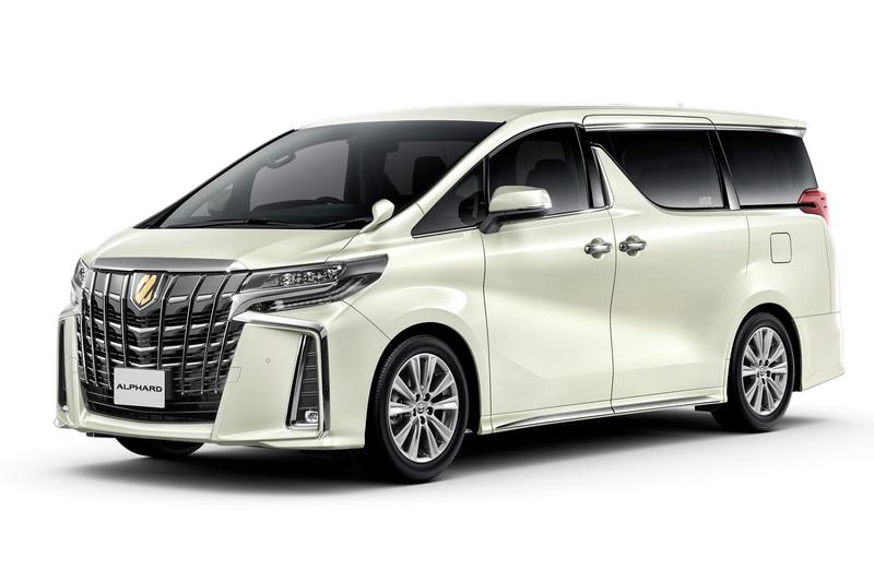 """アルファード 特別仕様車 S""""TYPE GOLD""""(ガソリン・2WD)"""