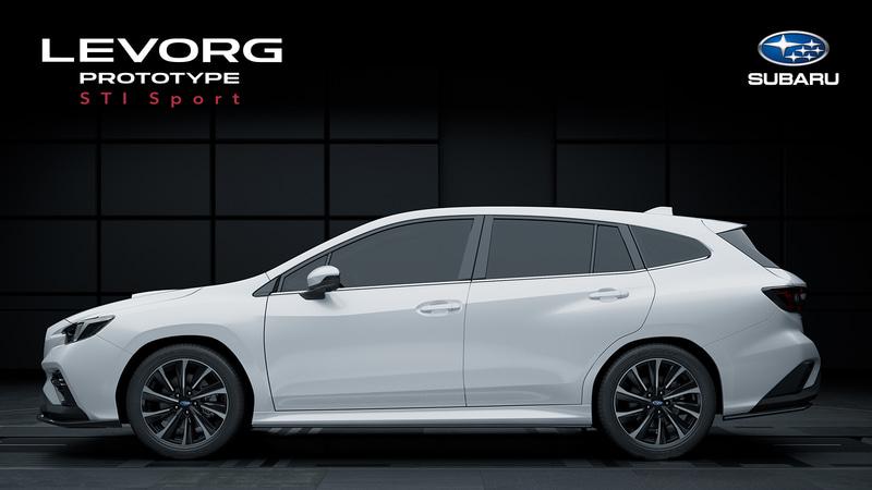 落ち着いた雰囲気のレヴォーグや、カッコイイ初代BF型「レガシィ」、2020年の開幕が待ち遠しいSUPER GT仕様の「BRZ」の画像を公開