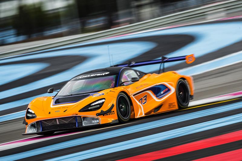 マクラーレン720S GT3
