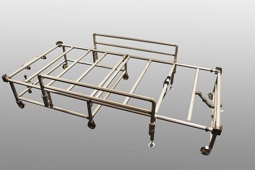 簡易ベッド台
