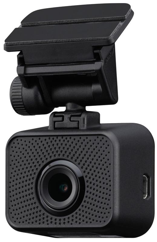 リアカメラは1/2.7型カラーCMOSセンサーを採用。「スモーク シースルー機能」を搭載する