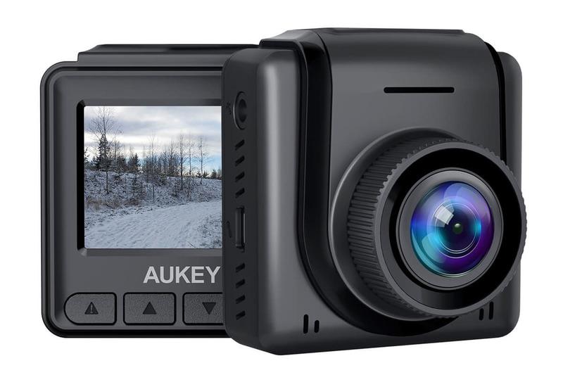 高画質(1080P)ドライブレコーダー AUKEY DRA5