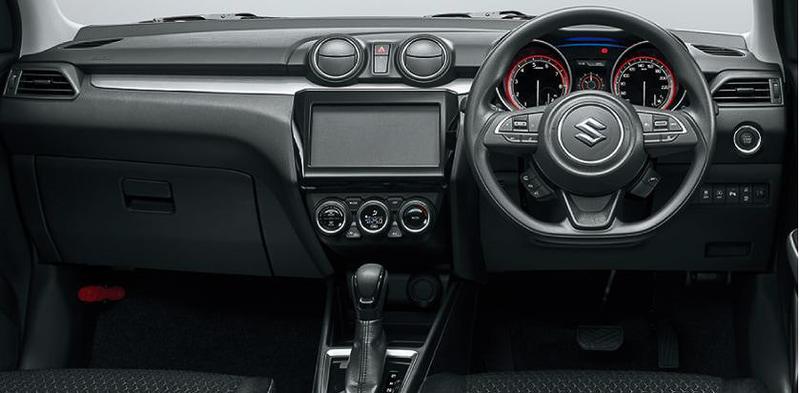 インパネ HYBRID MG 全方位モニター用カメラパッケージ装着車