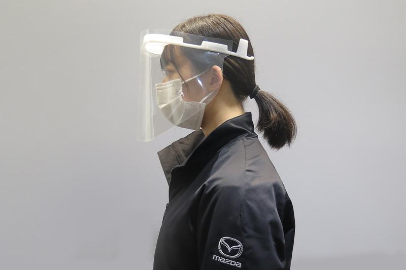 医療現場だけでなく工場でも使える形状として設計