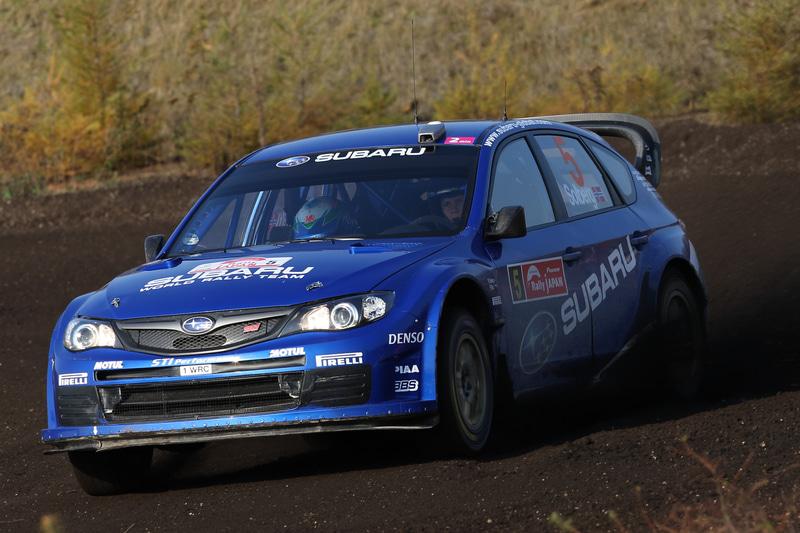 スバル・インプレッサWRC2008