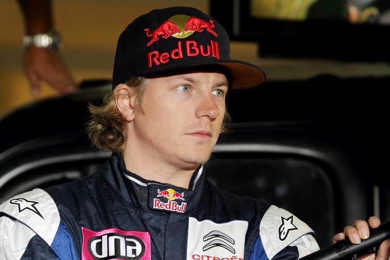 2007年F1ワールドチャンピオン キミ・ライコネンが参戦した2010年のラリージャパン