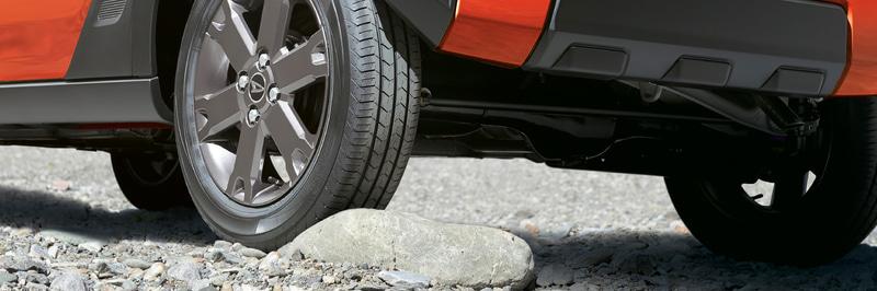 悪路走破性を高める「グリップサポート制御」を搭載