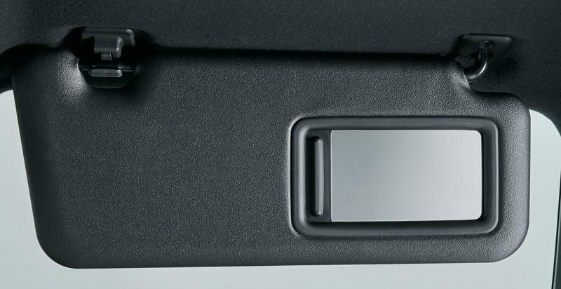 収納スペースやフック、USBポートなど使い勝手を高める装備も充実