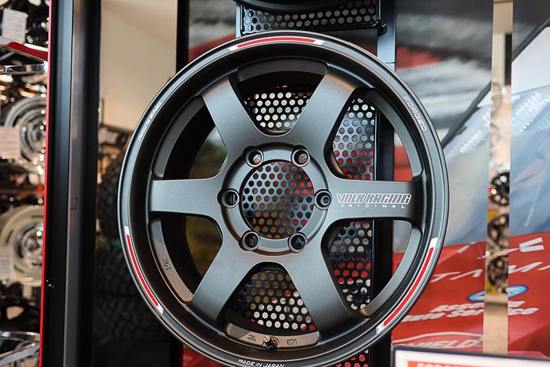 VOLK RACING TE37 SB REDOT 2020