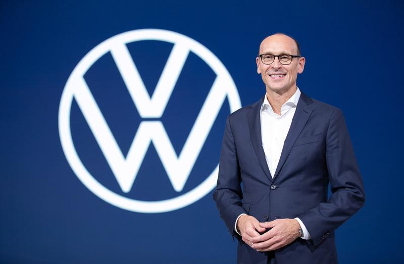 7月1日付けでフォルクスワーゲン乗用車ブランドの最高経営責任者(CEO)に就任するラルフ・ブランドシュテッター氏