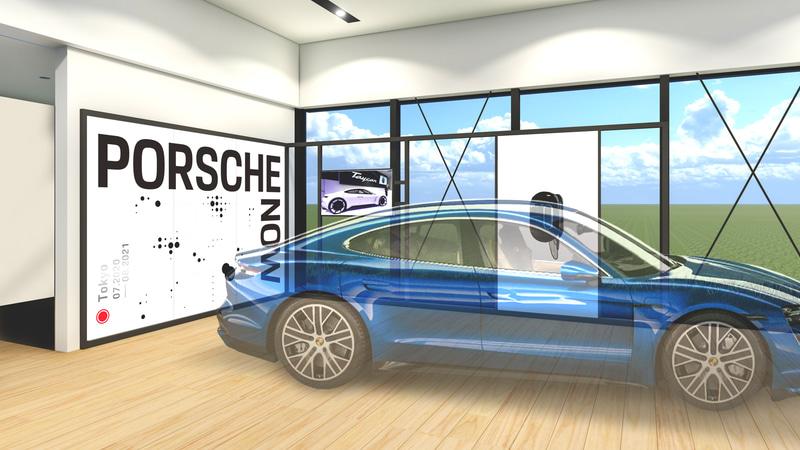 Porsche NOW Tokyoのイメージ