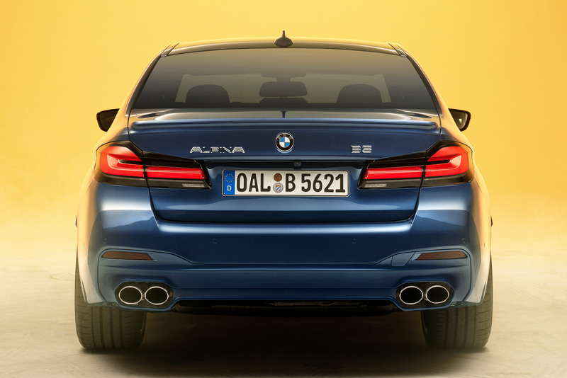 BMW ALPINA B5 リムジン