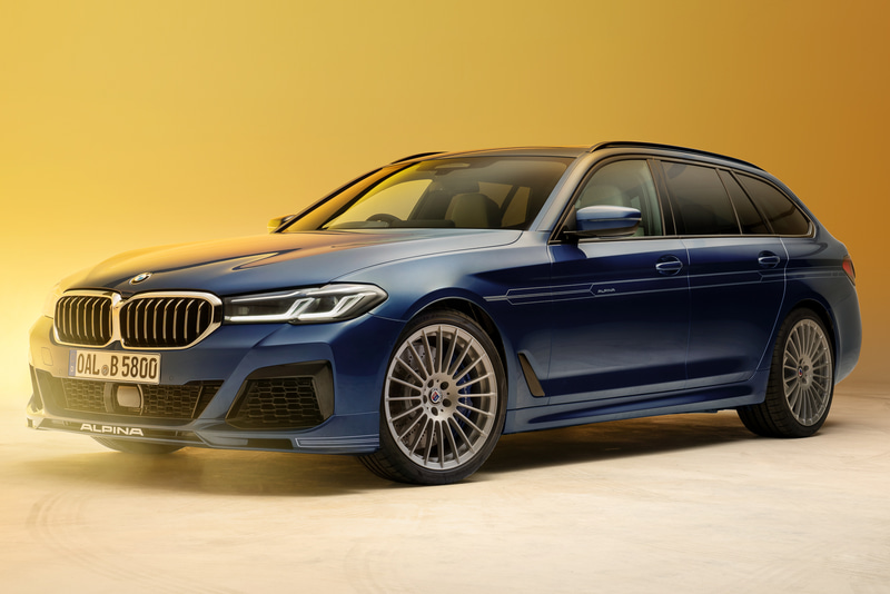 BMW ALPINA B5 ツーリング