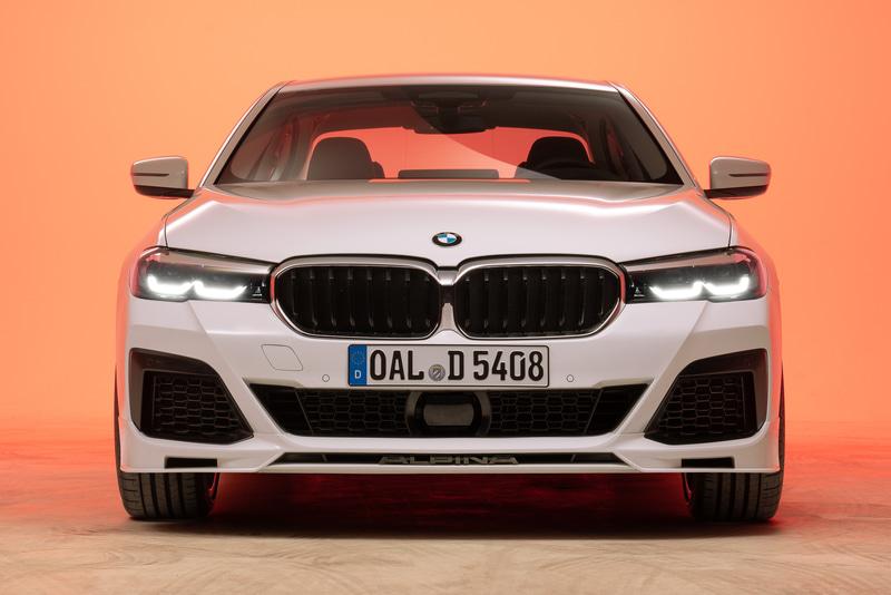 BMW ALPINA D5 S リムジン