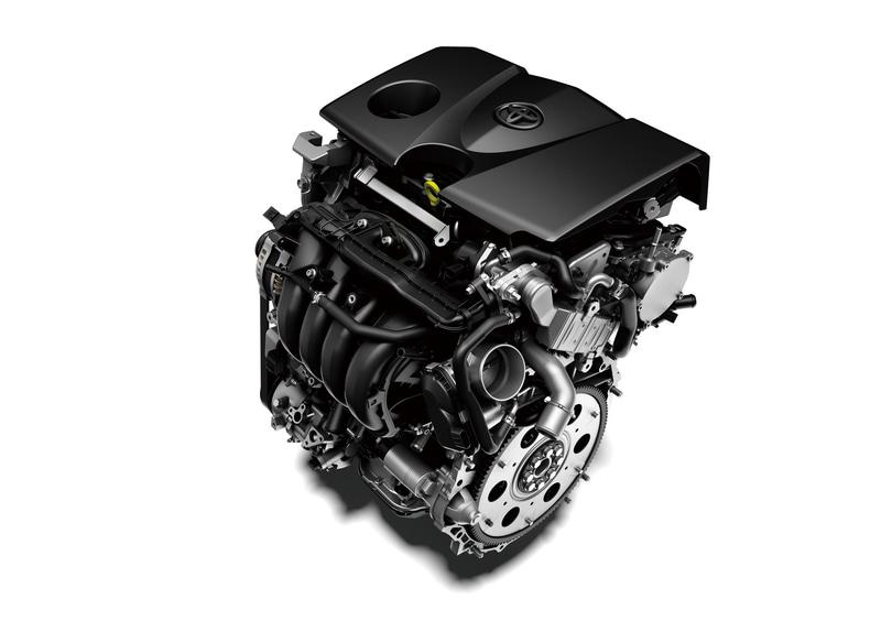 ガソリン仕様には、2.0リッターダイナミックフォースエンジン(M20A-FKS)にDirect Shift-CVTとの組み合わせをラインアップ。ダイレクト感ある走りとともに優れた低燃費を追求し、WLTC走行モード燃費は、2WD車で15.4km/L、4WD車で14.7km/Lを達成した