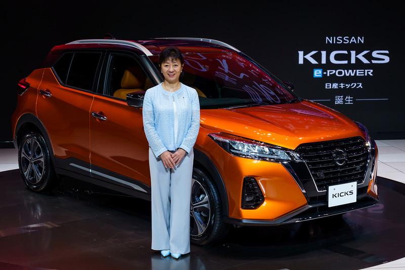 新型SUV「キックス」