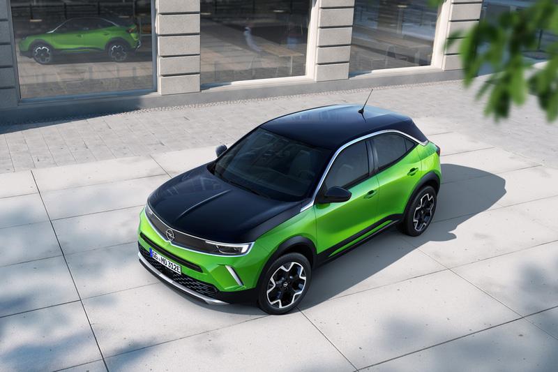 新型EV「モッカ」