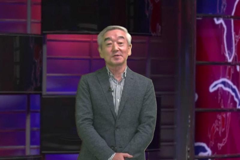 CEATEC 実施協議会 エグゼクティブプロデューサーの鹿野清氏