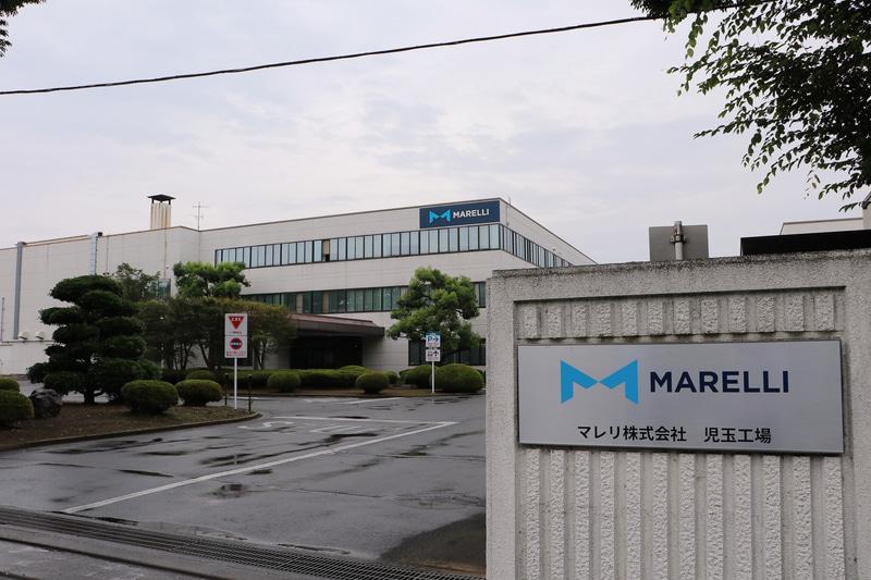 経済産業省から人工呼吸器の増産支援依頼が入ったマレリの児玉工場