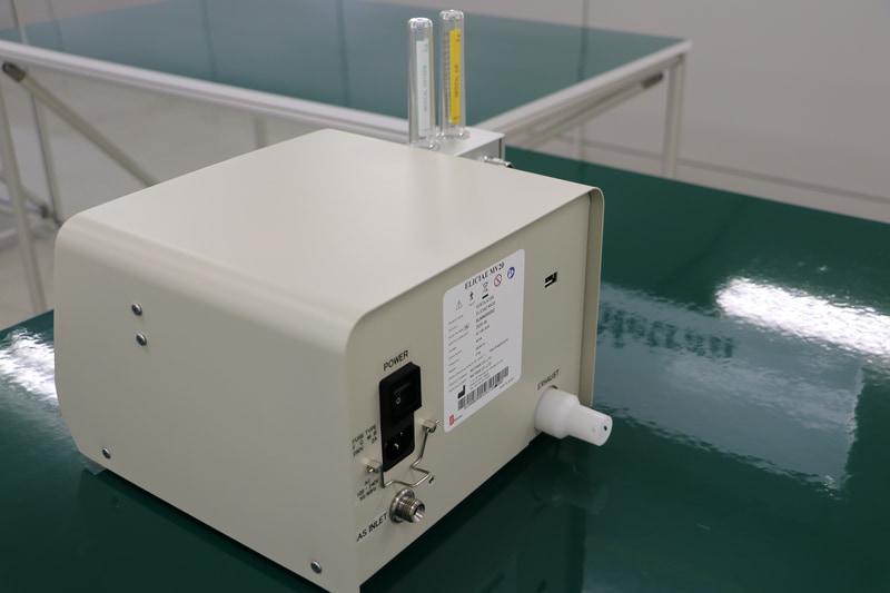 新型コロナウイルス対応用の新たな人工呼吸器「ELICIAE MV20」