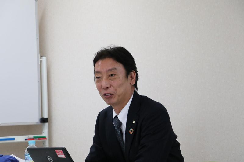解説と案内はマレリ株式会社 常務執行役員の石橋 誠氏
