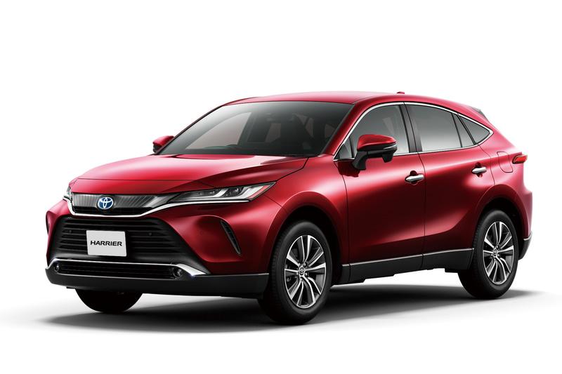 トヨタ自動車が6月17日に発売した新型「ハリアー」