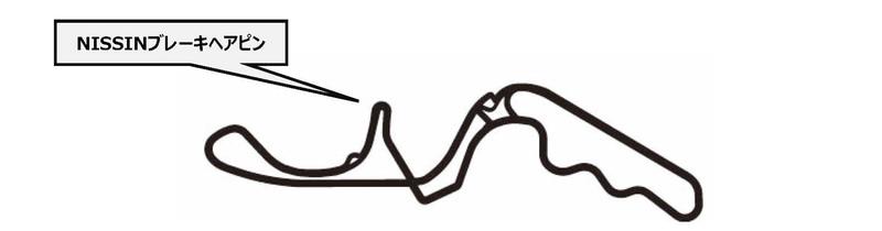 """ネーミングライツの対象箇所は鈴鹿サーキット国際レーシングコース""""ヘアピンカーブ""""(Turn11)"""