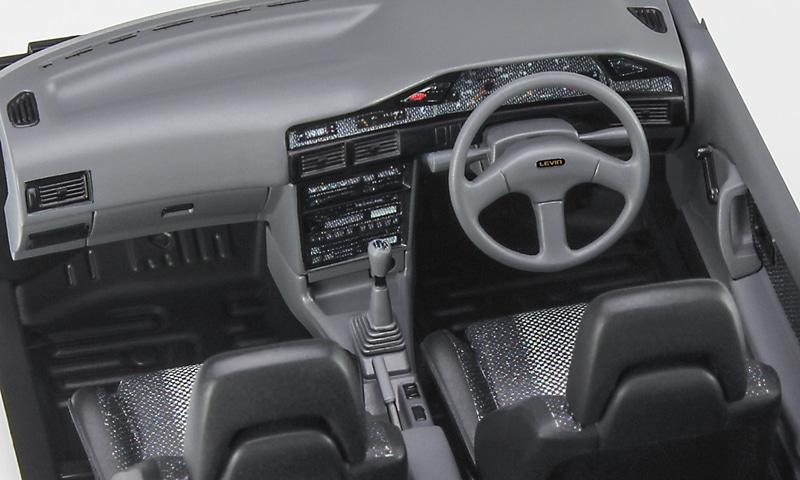 トヨタ カローラ レビン AE92 GT APEX 前期型(写真は完成見本)