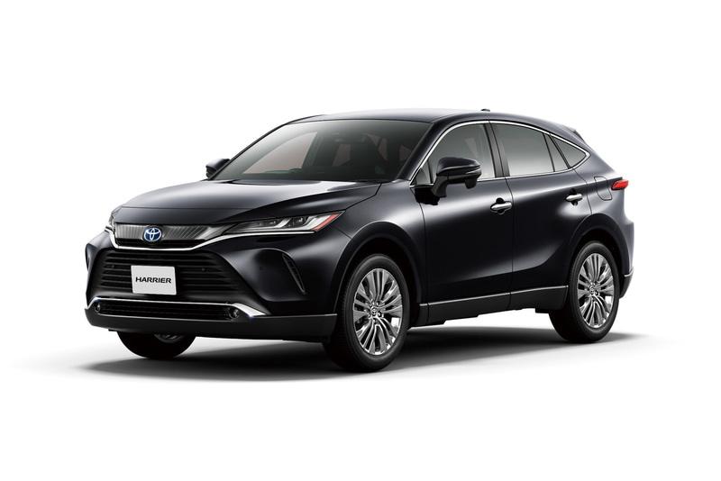トヨタ自動車の新型「ハリアー」をカーシェアリング車両に導入