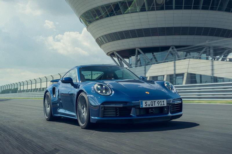 新型「911 ターボ」「911 ターボ カブリオレ」予約受注開始