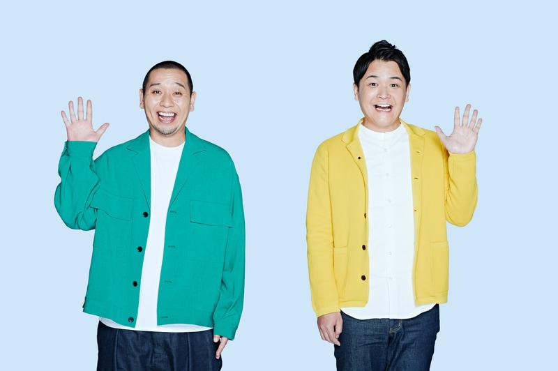 お笑い芸人の千鳥は2000年7月結成。大悟さんとノブさんによる芸人コンビ