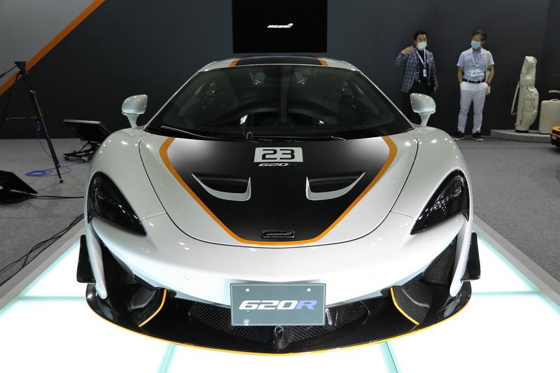 620Rは570S GT4のレース仕様から発展したモデル
