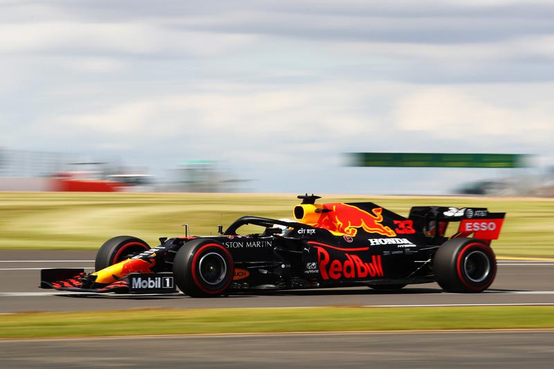 F1第4戦 イギリスGP、マックス・フェルスタッペン選手(33号車 レッドブル・レーシング・ホンダ)は表彰台の頂点に立てるのか? (c)Getty Images / Red Bull Content Pool
