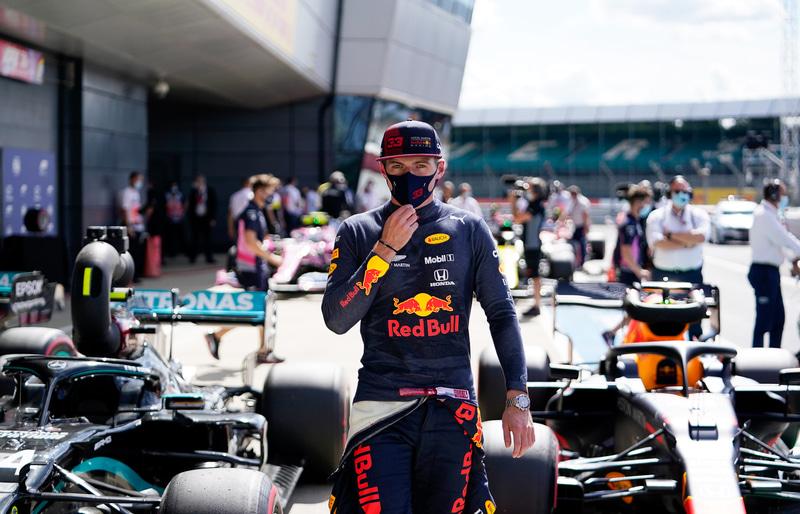 予選3位となったマックス・フェルスタッペン選手 (c)Getty Images / Red Bull Content Pool