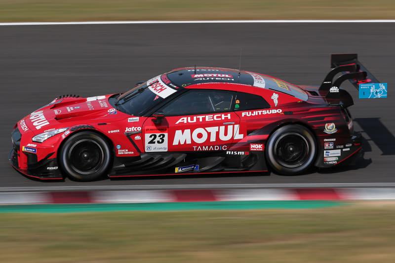 第3戦鈴鹿の優勝は日産 GT-R。これにより第1戦GRスープラ、第2戦NSX-GTと、3戦の優勝車が異なることに